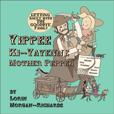Cover of Yippee Ki-Yay